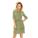 wholesale Fashion & Apparel: 182-1 TINA Dress with a double skirt