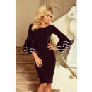 Großhandel Fashion & Accessoires: 188-2 CARMEN Kleid mit spanischen Ärmeln