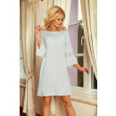 wholesale Fashion & Apparel: 190-5 MARGARET  dress with lace on the sleeves