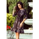 wholesale Fashion & Apparel: 193-5 Maya Dress with frills and belt