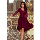 210-1 NICOLLE - dress with longer back