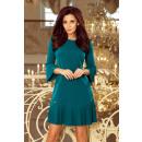 Großhandel Kleider: 228-5 LUCY - Plissee bequemes Kleid