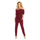 grossiste Pantalons: 81-5 sports costume - ité Maroon