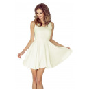 wholesale Food & Beverage: MM 014-6 Dress  with wheels - heart neckline