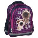 groothandel Rugzakken: The Dog hond rugzak 38x29x16cm