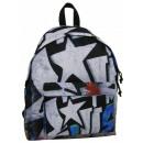 groothandel Schoolartikelen: Teen Graffiti Backpack schooltas 42x32x14cm, Sta