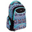 grossiste Fournitures scolaires: Starpak Rear Backpack, cartable, 44x32x13cm
