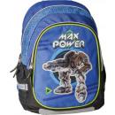 hurtownia Plecaki: Zagraj w Prima  plecak 38x30x21cm, robot