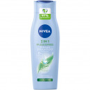 Nivea Shampoo 250ml 2in1 Pflege Express
