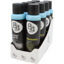 8x4 Deospray 150ml 8er mixed carton