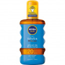Nivea Sun Spray 200ml Protect & Bronze Sun Oil