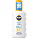 Spray solare solare Nivea 200ml SPF30 sensibile