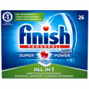 wholesale Household & Kitchen: Finish All-in-1 Regular 26 tabs