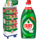 Fairy dish soap 450ml 150pcs Display 4-fold sortie