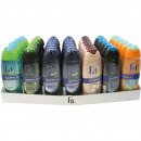 Fa Shower 2x250ml 21er Mixkarton 5fach assorted