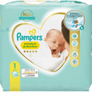 wholesale Toiletries: Pampers Premium Protection New Baby Size 1 23s