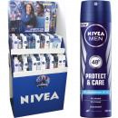 mayorista Maquillaje: Nivea Deospray 150ml, 96 en la Display , 7 veces