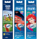 Oral B Attachment Brushes Stages Power 2er