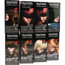 Syoss Hair Color Mix Cardboard, 8- times assorted