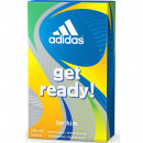 Großhandel Rasur & Enthaarung: Adidas After Shave 100ml Get Ready