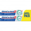 Blend-a-med Toothpaste Complete 2x75ml mild