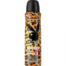 Playboy dezodor 150ml Női Play Wild