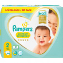 Pampers Protection Premium New Baby Taille 2 Mini