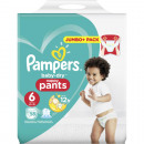 Pampers Baby Dry Pants Size 6 Extra Large 58 pcs