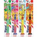 Großhandel Zahnpflege: Signal Zahnbürste Junior 7-9 Jahre mit Saugnapf