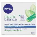 wholesale Facial Care: Nivea Visage Day Cream 50ml Pure & Natural Feu