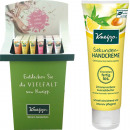 Kneipp Hand Cream 75ml in 48-screen Display 4-way