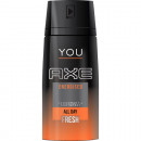Axe Deodorant Spray 150ml VENDITA eccitato