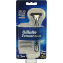 Gillette Sensor ShaverExcel suitable for Sensor K
