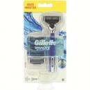 Gillette Mach3 5 blades + shaver