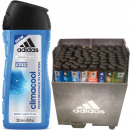 wholesale Drugstore & Beauty: Adidas shower 250ml in the 78er Display