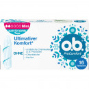 groothandel Drogisterij & Cosmetica: OB tampons Comfort Mini 16er