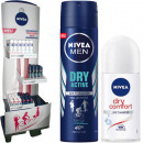 Nivea Deospray 150/ Roller 50ml 86er Display