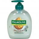 Palmolive folyékony szappan 300ml tejszín és mandu