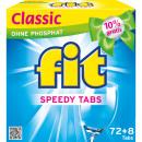 FIT Classic Tabs 72 + 8 Tabs XL