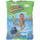 Huggies Little Swimmers size 3-4kg 12s