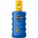 Spray solare Nivea 200ml SPF20