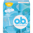 Tampony OB Pro Comfort normalny 56er