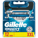Gillette Mach3 Turbo Ostrza 12er
