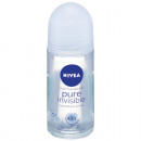 Nivea Deoroller 50ml Pure Invisible