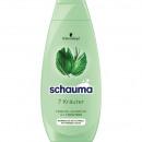 Großhandel Haarpflege: Schauma Shampoo 400ml 7 Kräuter