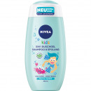 Nivea Kids 3in1 shower gel shampoo + conditioner 2