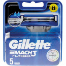 Ostrza Gillette Mach3 Turbo 5