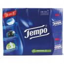 Tempo zsebkendő 30x10 négyrétegű