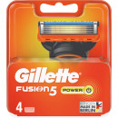 Gillette Fusion Power 4-ostrza