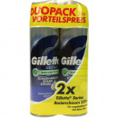 Gillette Series foam 2x250ml sensitive skin